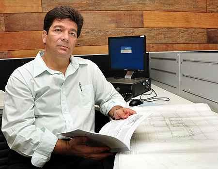 O arquiteto e urbanista Jacques Lazzarotto diz que técnica atualmente pode ser usada com maior facilidade em várias regiões do país - Eduardo de Almeida/RA Studio