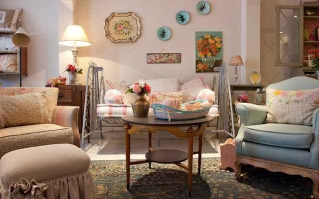 Abajur complementa a decoração, tanto na sala quanto no quarto - Hips Retro/Divulgação