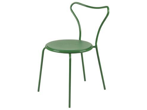 Cadeira de aço tubular Tok Stok %u2014 R$ 99 -