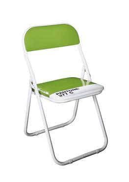 Cadeira Pantone Macaw green, por Fernanda Marques %u2014 R$ 349 -