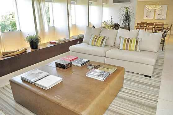 Conforto e estilo: sofá para se esparramar -