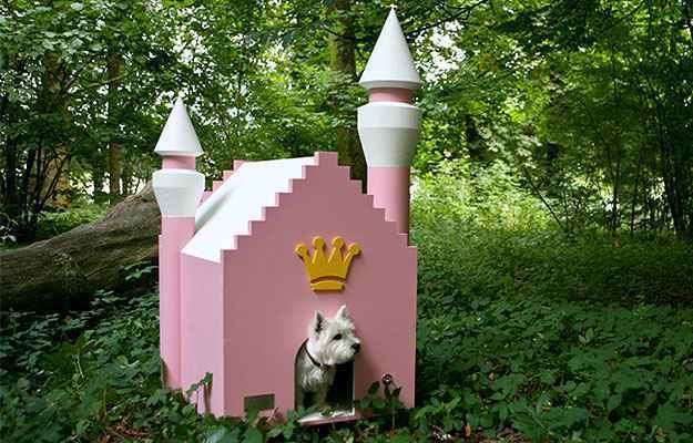 A delicadeza é destaque na opção Fairytale - Best Friend's Home/Divulgação