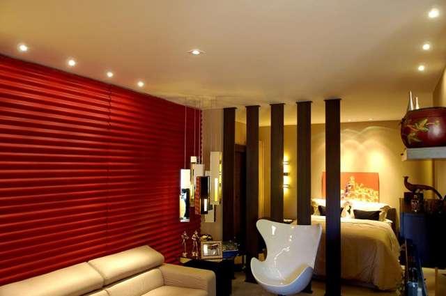 Em ambientes integrados, os recursos de iluminação podem ser utilizados de forma ampla, com luzes indiretas e leds, que valorizam o espaço. - Ronaldo de Oliveira/CB/D.A Press