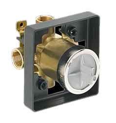 Válvula Multichoice pode ser instalada sem alterar o encanamento atrás da parede - Delta Faucet/Divulgação