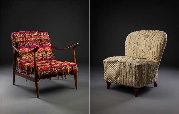 'Perfumaria' do mobiliário: peças dos anos 1950 e 1960 estão entre as preferidas da estilista  - Divulgação/Vicente França