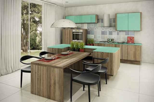 Moda e as tecnologias exclusivas de desenvolvimento resultam em um mobiliário diferenciado que confere aspecto vintage aos ambientes  - Divulgação/Edge