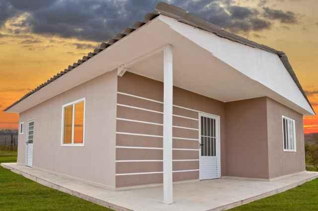 Projeto de construção sem resíduos oferece segurança, agilidade e preços reduzidos em comparação com obras tradicionais - Divulgação/Luxtech