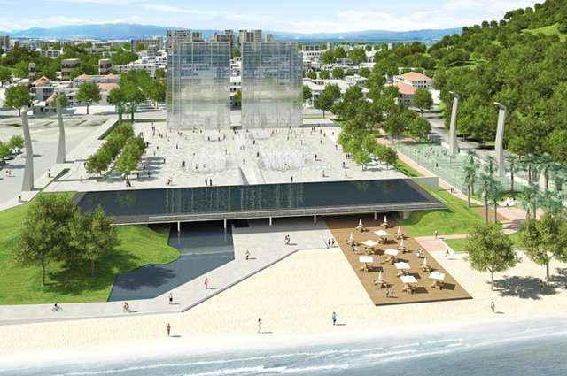 Projeto do Parque Estadual da Prainha em Vila Velha-ES compõe uma das 20 obras elencadas no livro Arquitetura Brasileira - FEU Arquitetura/Divulgação
