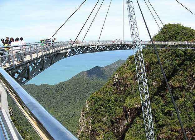 Divulgação/Sky Bridge
