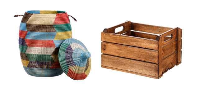 Cerâmicas, cestarias, peças em madeira, teares e demais objetos figurativos ou em tecido são valorizados na tendência regional - Divulgação/Tok&Stok