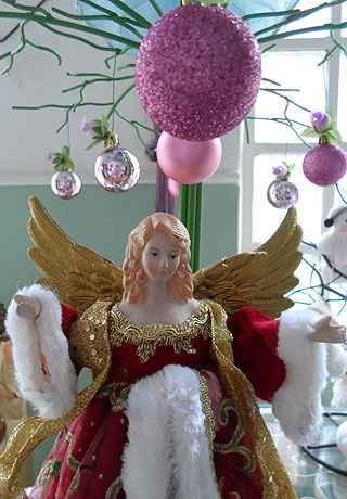 Esculturas de anjos clássicas ou descontraídas dependem da composição do ambiente - Carlos Altman/EM/D.A Press