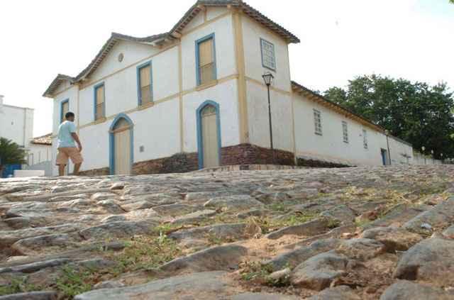 O mestrado destina-se a formar profissionais  de diversas áreas de conhecimento para atuarem no campo da preservação do patrimônio cultural - Iano Andrade/CB/D.A Press