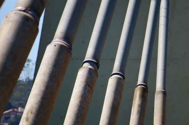 Manual de edificações estruturadas em aço elaborado pela Caixa enumera normas de desempenho exigidas nos empreendimentos financiados pelo banco - Breno Fortes/CB/D.A Press