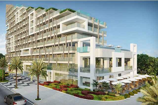 Todos os apartamentos terão áreas que variam de 350 a 460 m² e vista para a montanha da Tijuca e ao mar - Trump Hotel Rio/Divulgação