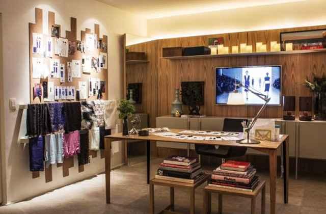 O ateliê de aproximadamente 30m² projetado pelo arquiteto Bruno Gap tem como principais conceitos o intimismo e a praticidade - Divulgação/Bruno Gap