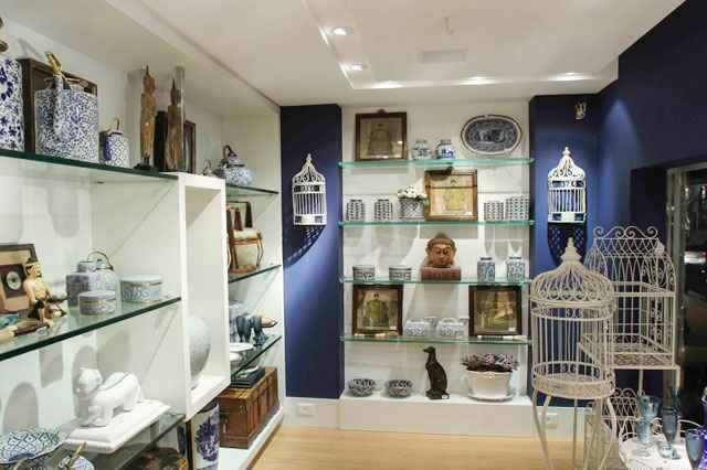 Cores, formas e qualidade são determinantes na hora de compor a decoração com produtos para a casa - Nardim Júnior/Divulgação