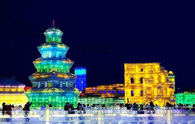 Ice Festival Harbin/Divulgação