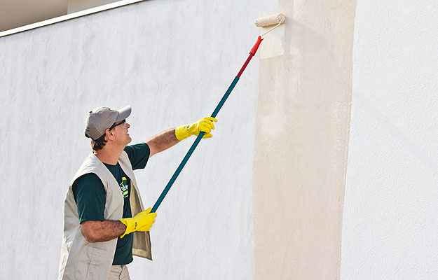 Cada acabamento é indicado para o local onde vai ser aplicado: se tem muita umidade, qual é o seu uso, se é uma área de grande circulação - Doutor Resolve/Divulgação