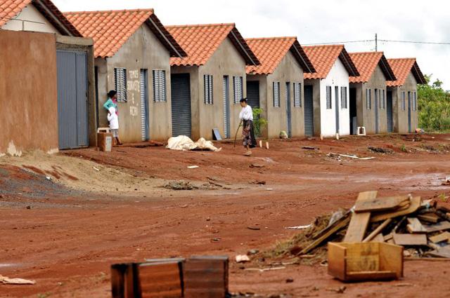 A lei já estabelece a não cobrança de contribuições previdenciárias para a casa familiar para uso próprio, sem mão de obra assalariada - Carlos Vieira/CB/D.A Press
