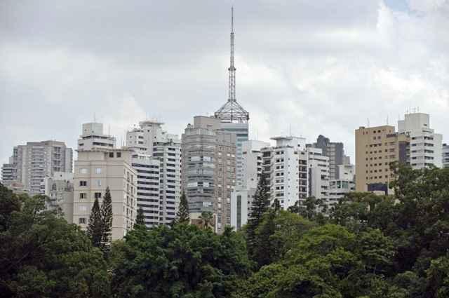 Apesar do início do ano ser considerado um período de redução das atividades imobiliárias já foram vendidas 330 unidades ante 186, em janeiro passado - NELSON ALMEIDA