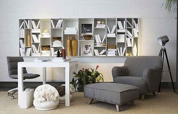 Diversidade de estampas dão charme e um toque de ousadia e descontração a qualquer ambiente, nos projetos residenciais aos comerciais - Divulgação/Todeschini