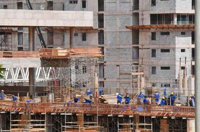 Segundo o Sinapi, o custo da construção ficou em R$ 867,83 por metro quadrado - Breno Fortes/CB/D.A Press