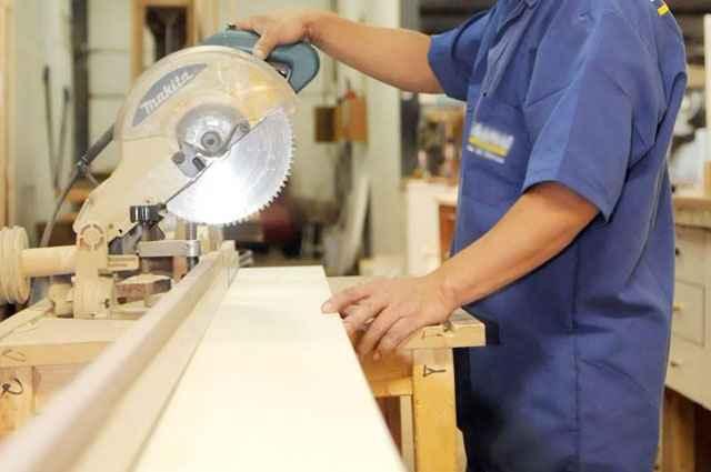 Setor registrou crescimento de 27,1% nos último cinco anos, passando de 370 milhões de peças produzidas em 2009 para 470 milhões em 2013 - Kleber Lima/CB/D.A Press