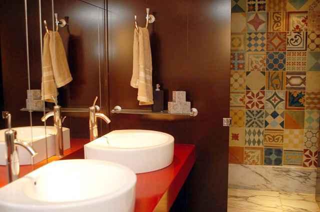 Tecnologia e design fazem parte do segmento de metais sanitários - Monique Renne/Esp. CB/D.A Press