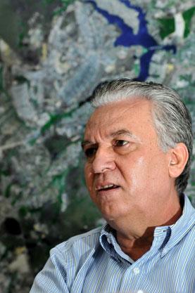 Magela criticou alguns membros que se esforçaram para retirar o PPCub - Marcelo Ferreira/CB/D.A Press