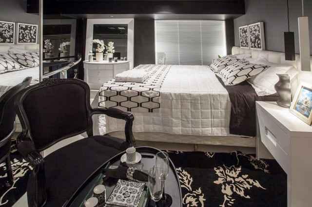 Se antes o colchão costumava passar despercebido, hoje é usado não só para dormir, mas também como objeto decorativo - Clausem Bonifácio/Divulgação