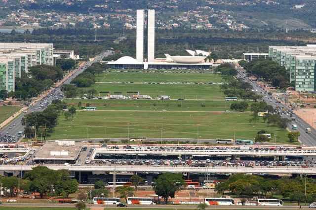 O PPCub tem sido alvo de críticas de arquitetos e urbanistas ligados à preservação de Brasília desde o início da elaboração do projeto - Breno Fortes/CB/D.A Press