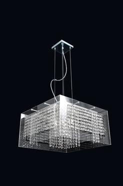 Pendente Hamal cristal Grande (R$ 1.515,54) - Divulgação