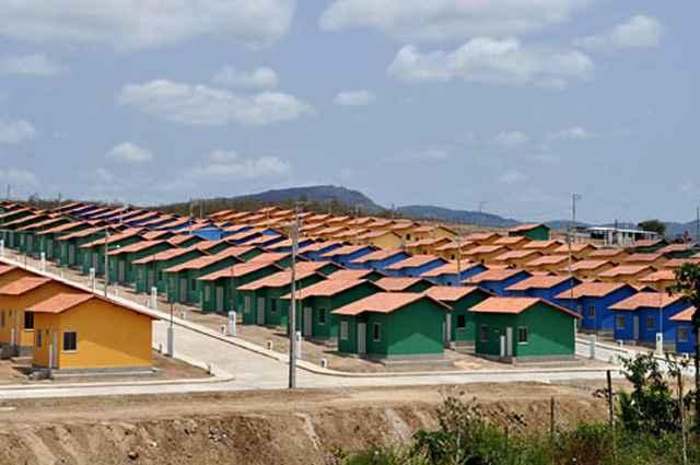 Com investimento total de R$ 172,8 milhões, as unidades contêm dois quartos, sala, cozinha, banheiro e área externa de serviço - Jorge Cordeiro/Agecom-BA
