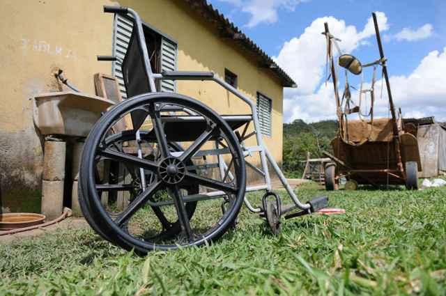 O projeto pretende acabar com a precariedade das condições habitacionais, que acentua a dificuldade de integração social - Rafael Ohana/CB/D.A Press