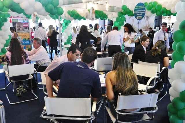 O volume de empréstimos do Sistema Brasileiro de Poupança e Empréstimo alcançou R$ 113,7 bilhões, superando em 35% nos 12 meses - Breno Fortes/CB/D.A Press