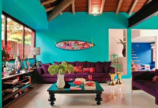 Aplicar cores na decoração é um tratamento eficaz indicado para crianças, adultos e idosos - Reprodução Internet/cipatexdecor.blogspot.com
