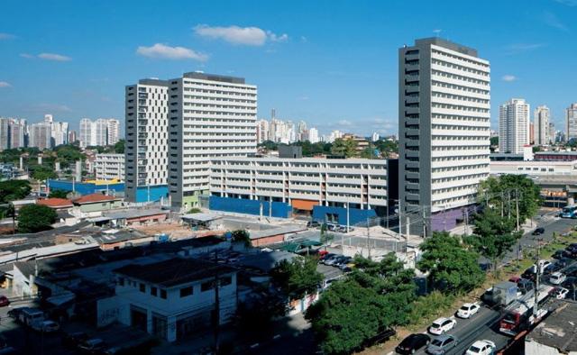 Conjunto Habitacional Jardim Edite (MMBB e H F) - Divulgação/Leonardo Finotti
