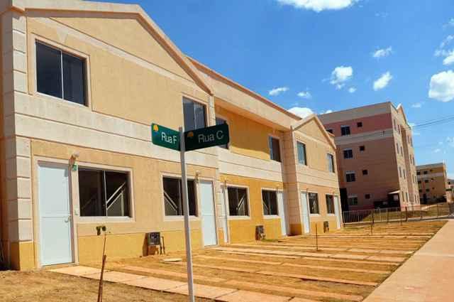 Para participar do Minha Casa, Minha Vida/Morar Bem é preciso estar inscrito no Novo Cadastro da Habitação - Carlos Vieira/CB/D.A Press