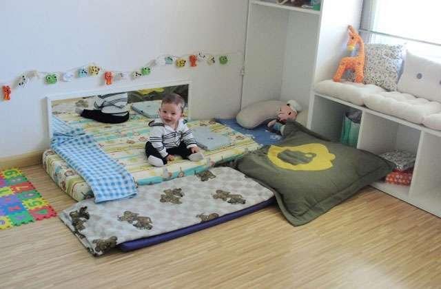 Inácio dorme a noite toda no quarto desde os dois meses de idade -  Bruna Filippozzi/bruberries.com
