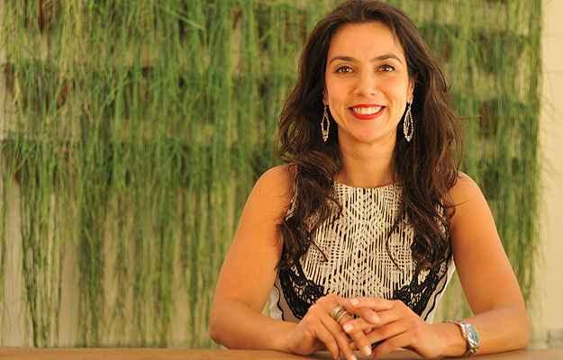 Daniela Magalhães, diretora da Céu-Lar Netimóveis, diz que muitas vezes a mulher é quem busca as chaves na imobiliária e faz a primeira visita - Ramon Lisboa/EM/D.A Press