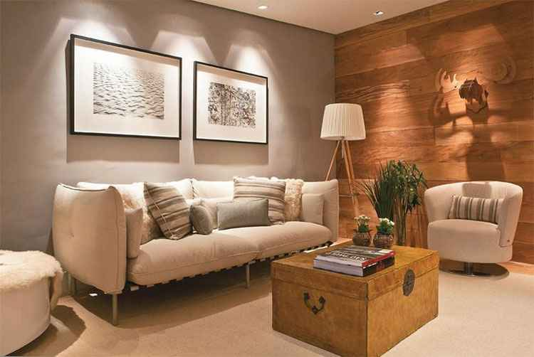 Saiba como a decora o pode ajudar a manter a casa Decoracion de interiores salas 2016