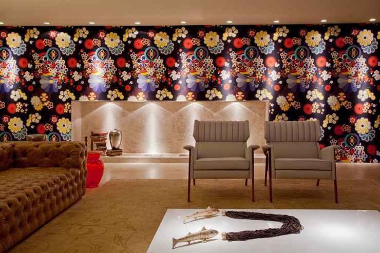 A arquiteta Walléria Teixeira explica que não é necessário que o cômodo fique no estilo mexicano para fazer uma decoração inspirada em Frida Kahlo. Pequenos detalhes podem ser utilizados para trazer a lembrança da artista e deixar seu cômodo cheio de estilo - Projeto da arquiteta Walléria Teixeira/Divulgação