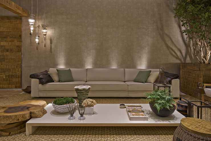 Estela Netto salienta que a iluminação pode ajudar, por exemplo, criar uma sensação maior de aconchego aos espaços  - Henrique Queiroga/Divulgação