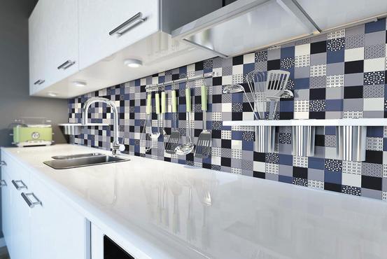 O aço também combina com espaços frios, como a cozinha - Ananda Metais/Divulgação